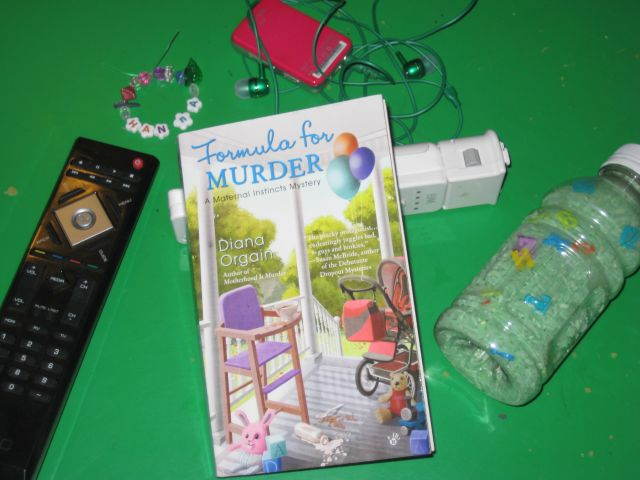 formula for murder review