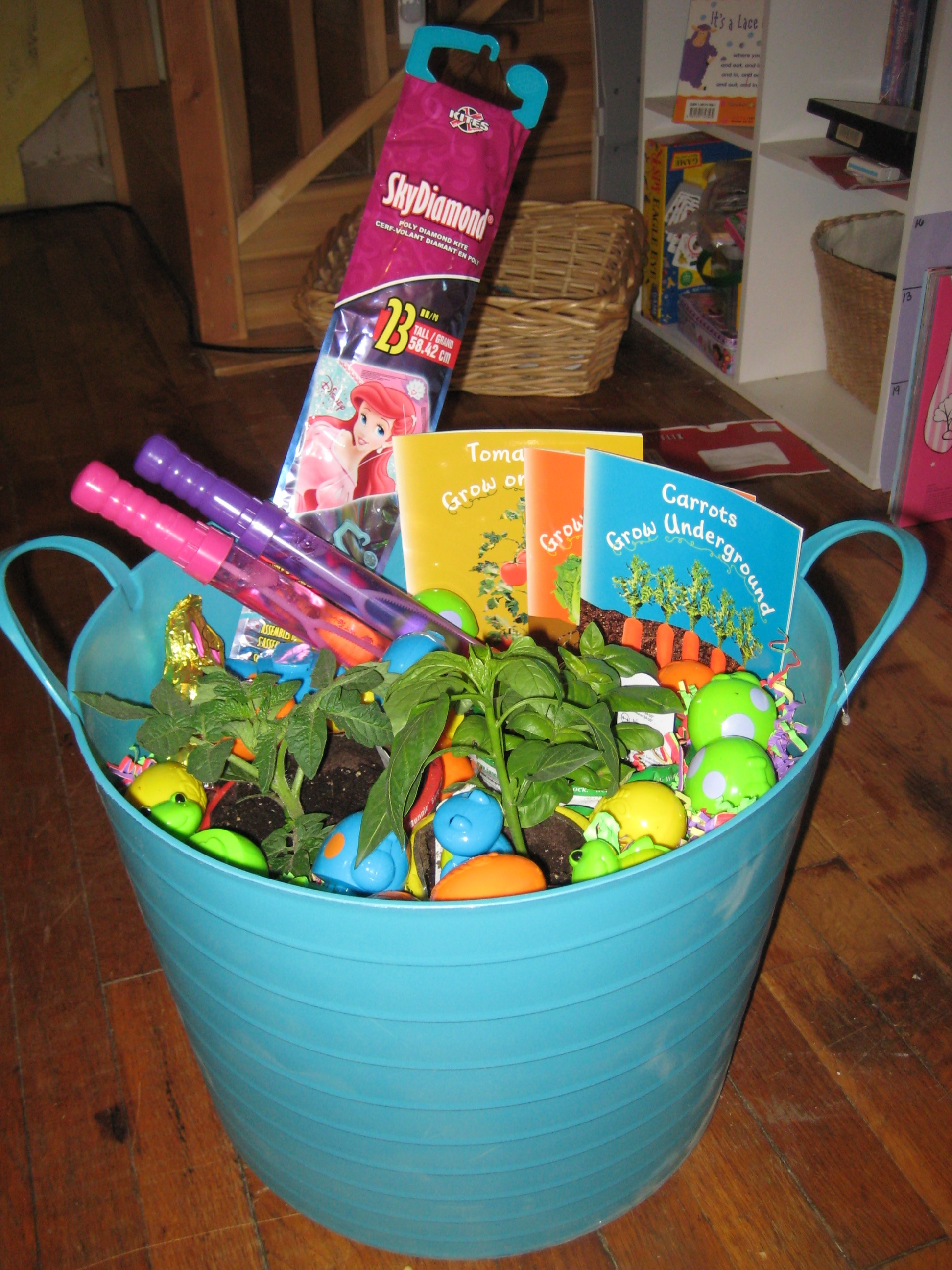 Healthy Easter Basket Ideas Its A Wahm Life