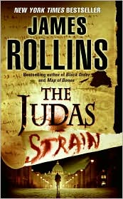 Judas Strain book review ItsaWahmLife.com