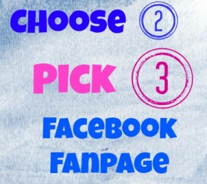 choose 2 pick 3 facebook fanpage
