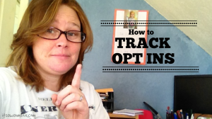 how to track opt ins