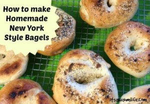 how to make new york bagels at home