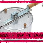 unique gift ideas for teachers