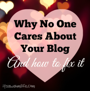 why no one cares about your blog and how to fix it