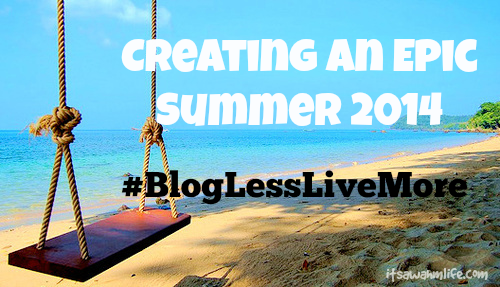 #bloglesslivemore