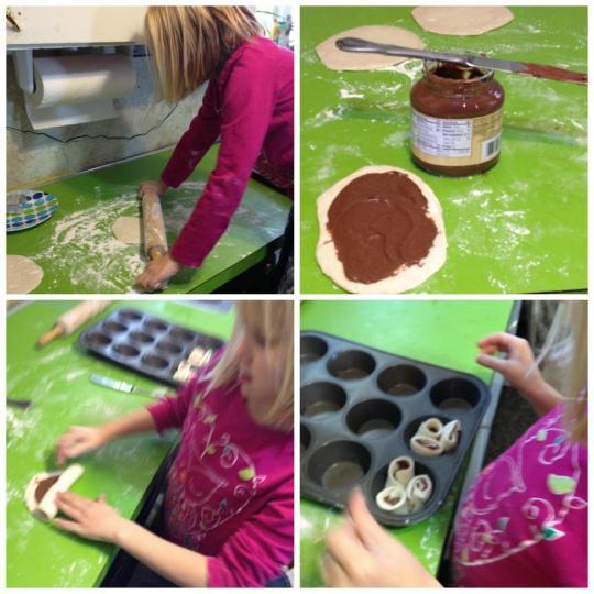 nutella with cream cheese recipe