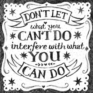 what you cant do interfere