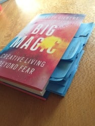 Big Magic by Elizabeth Gilbert Review