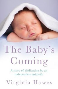 The baby's coming a story of dedication by an independent midwife ~ book review ItsawahmLife.com