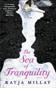 The Sea of Tranquility a Year of Words Book Challenge recommendation for Connect ItsaWahmLife.com