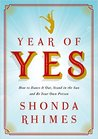 Year of Yes ~ Book Review