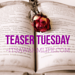 Teaser Tuesday ~ ItsaWahmLife.com