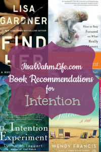 """Itsawahmlife.com book recommendations for """"intention"""""""