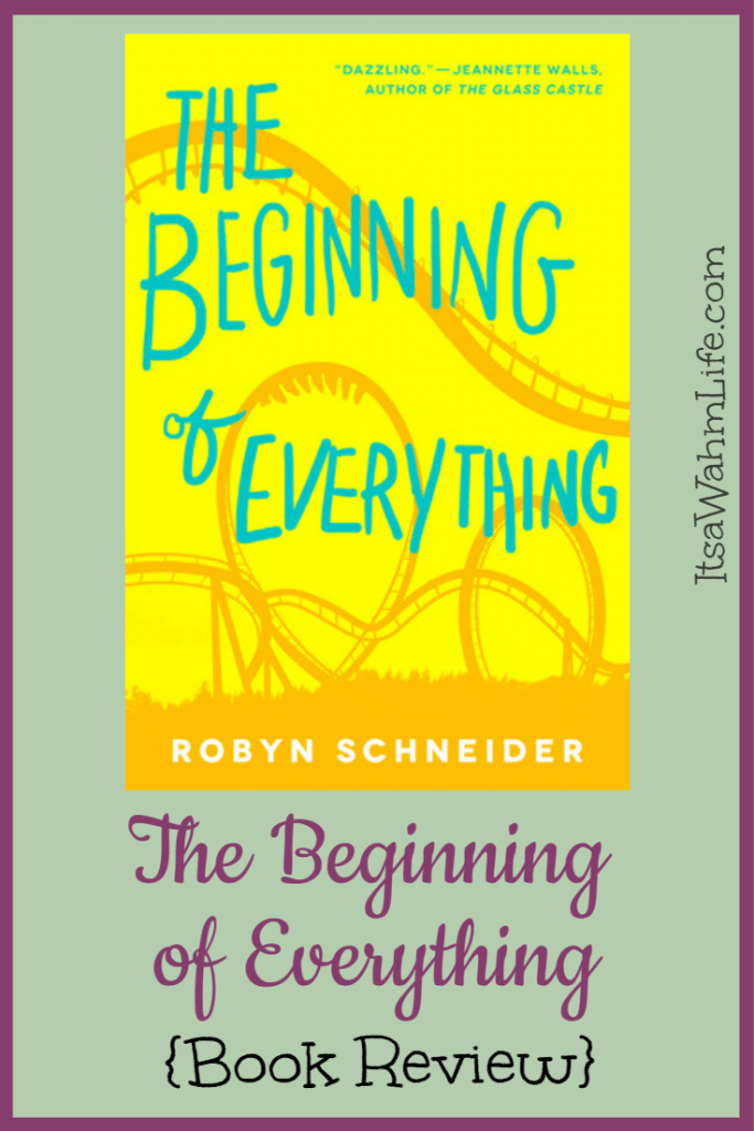 The Beginning of Everything Book Review ItsaWahmLife.com