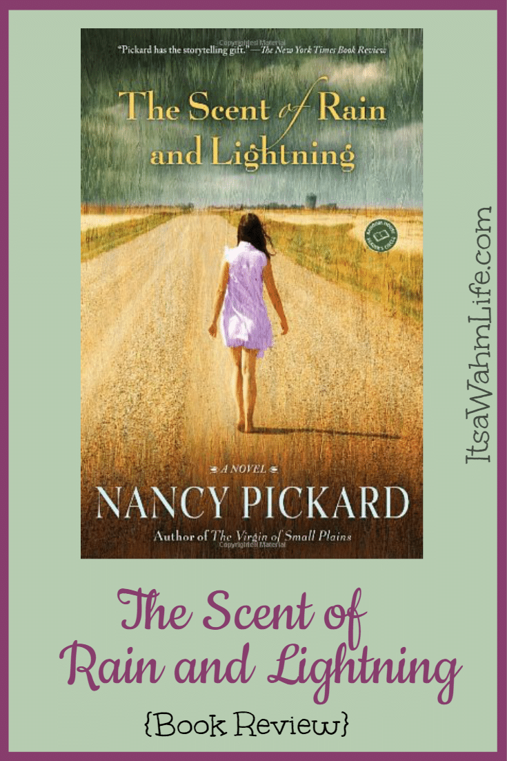 The Scent of Rain and Lightning {Book Review} ItsaWahmLife.com