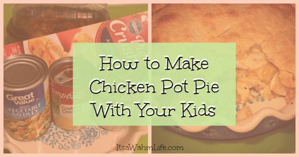 how to make chicken pot pie fb