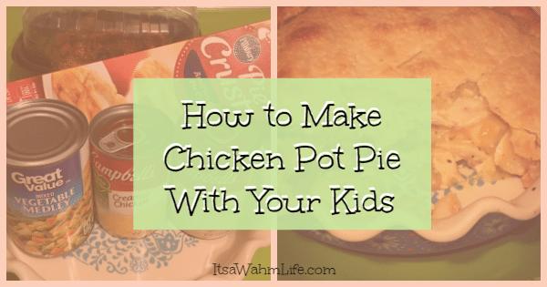 how to make chicken pot pie fb