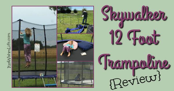 skywalker trampoline review Itsawahmlife.com