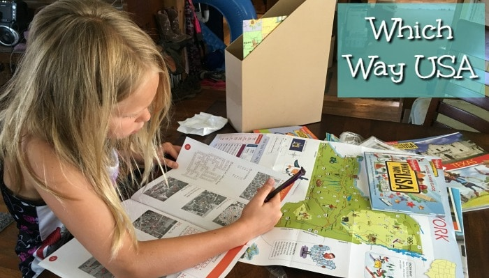 Which Way USA geography game for kids ItsaWahmLife.com