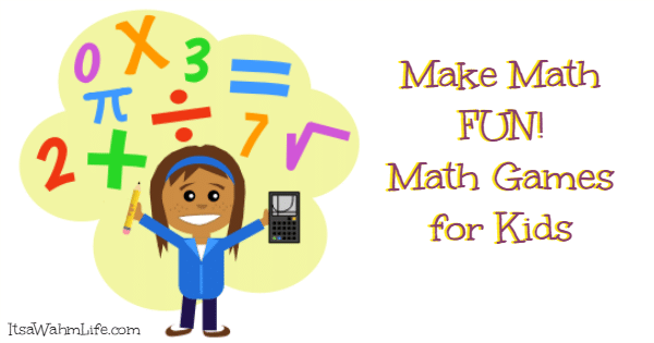 math games for kids fb