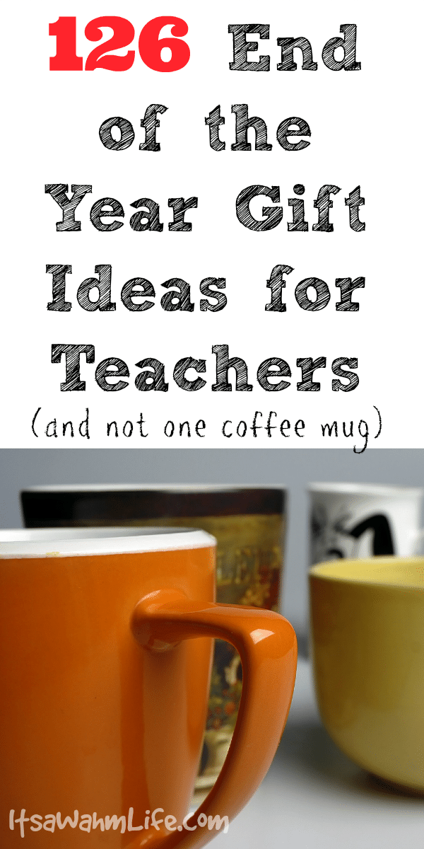 Unique Teacher Gifts For Christmas
